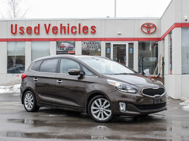 2014 Kia Rondo EX   Leather   Alloys   R.Cam   H.Seats #P7857