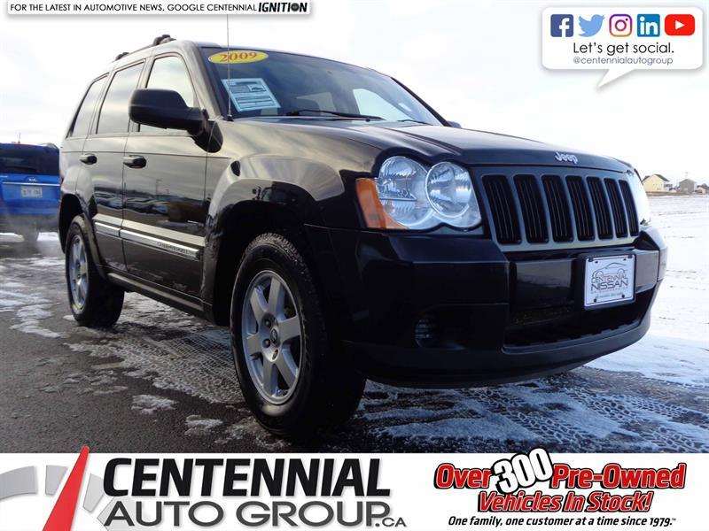 2009 Jeep Grand Cherokee Laredo | 4WD | #S18-190A