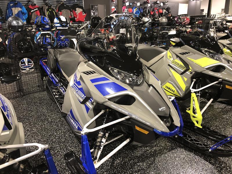 Yamaha Sidewinder S-TX 2018