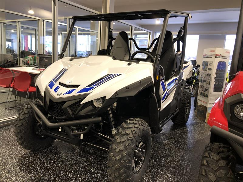 Yamaha Wolverine X2 R-Spec DAE 2019
