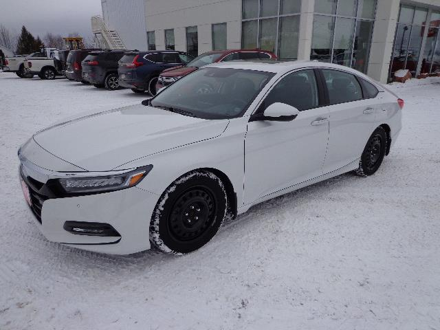Honda Accord Sedan 2018 Touring CVT #JA801906A