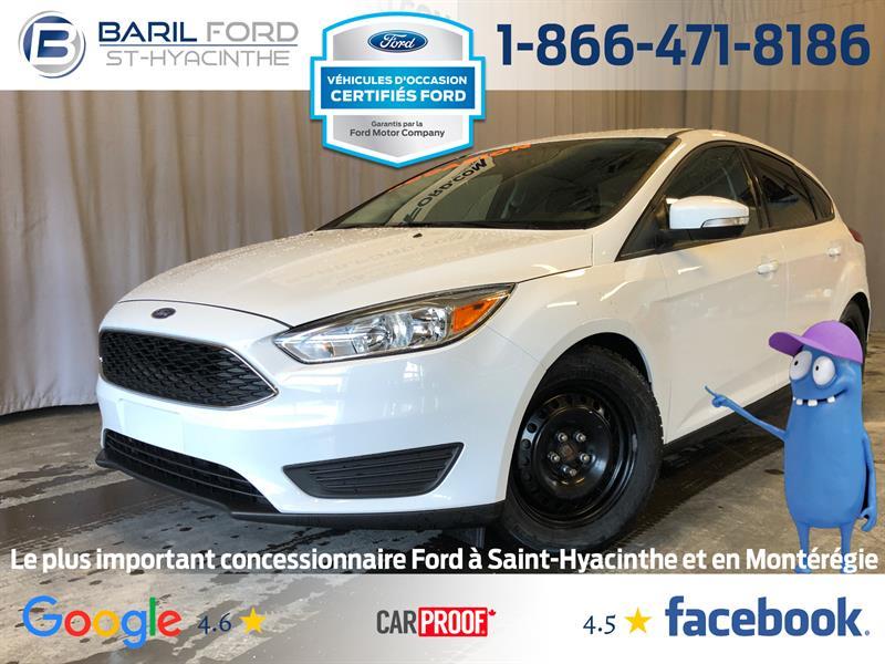 Ford Focus 2016 5dr HB SE #C6905B