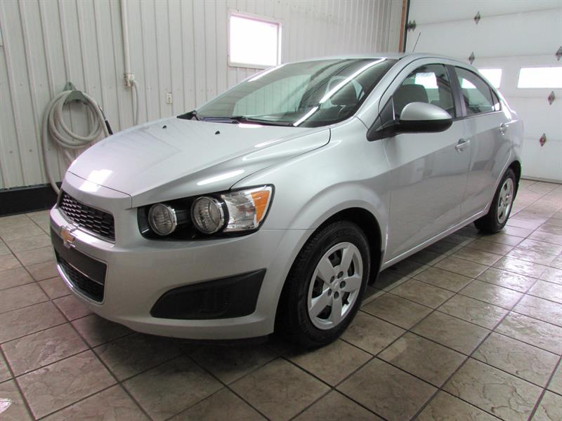Chevrolet Sonic 2016 4dr Sdn LS Auto #16-38