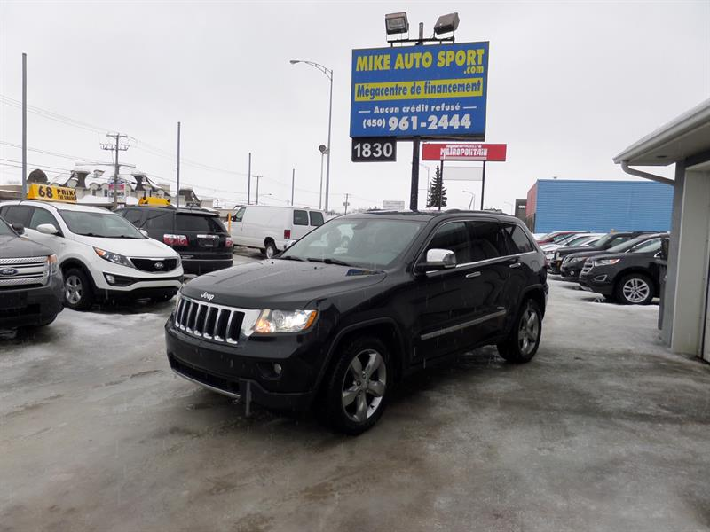 Jeep Grand Cherokee 2011 4WD Limited