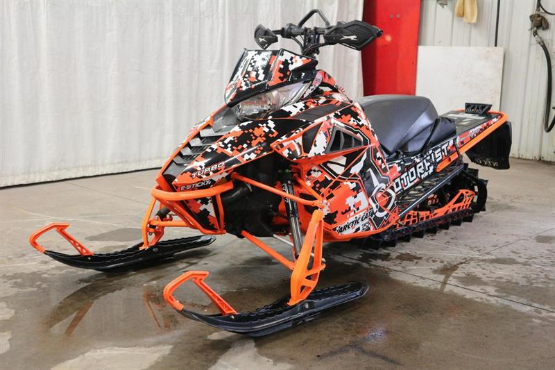 Arctic Cat XF9000 2014