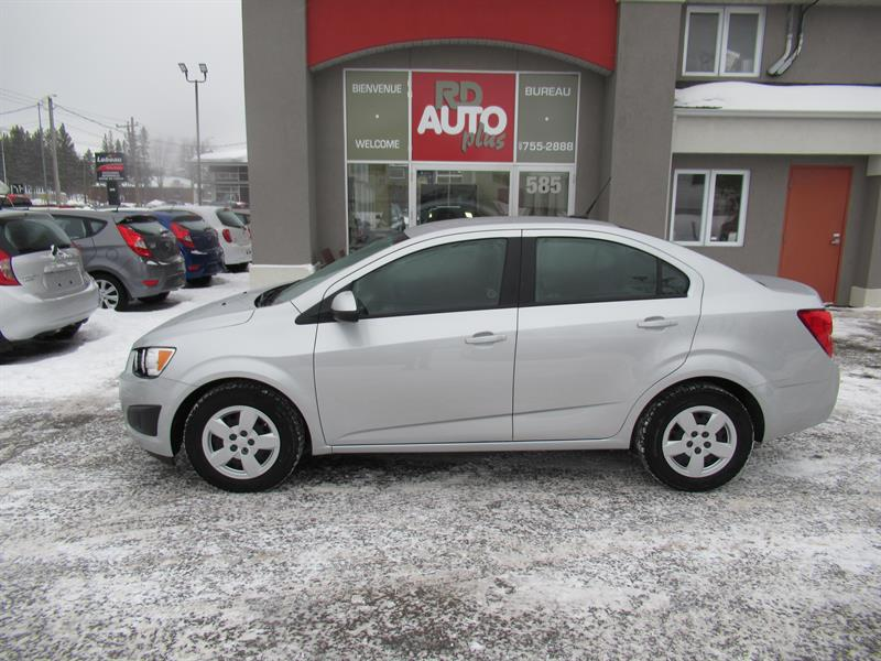 Chevrolet Sonic 2014 4dr Sdn LS Auto #10199