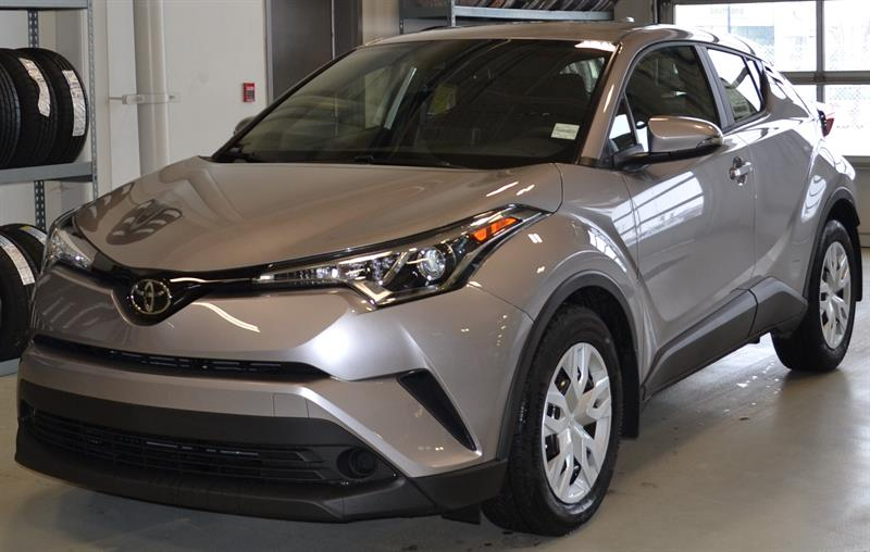 2019 Toyota C-HR FWD LE #KH1398