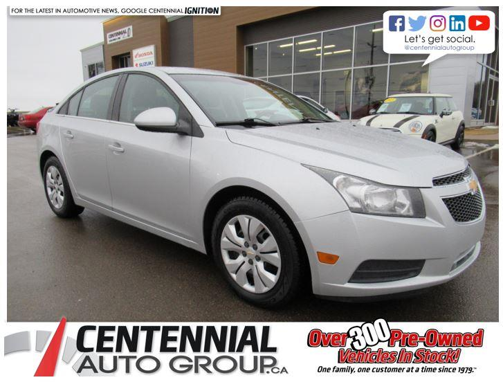 2012 Chevrolet Cruze LT Turbo #692