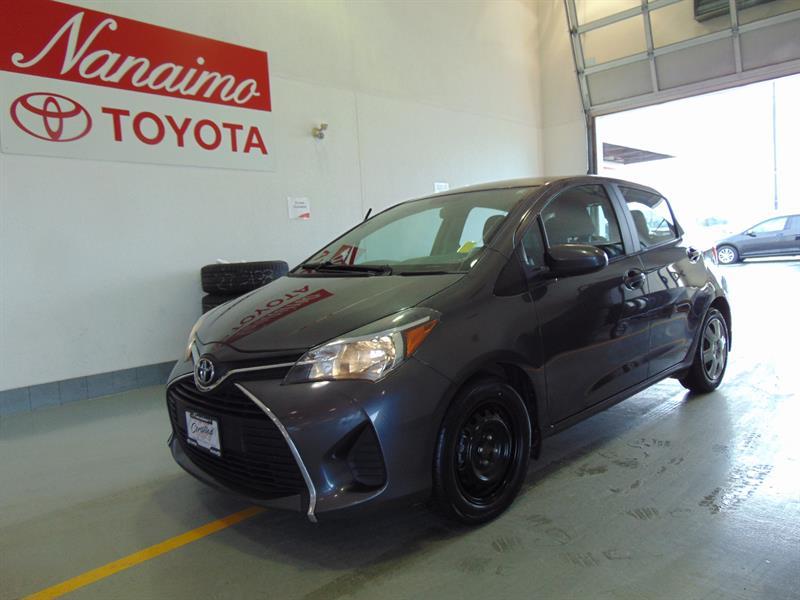 2015 Toyota Yaris LE 5-Door Hatchback #20196A