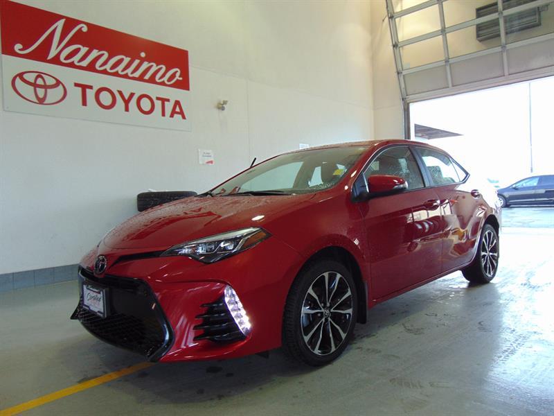 2017 Toyota Corolla SE Upgrade #20622AX