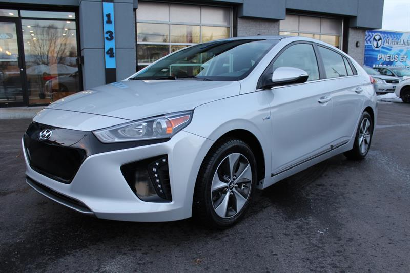 Hyundai Ioniq Electric 2019 Preferred  #a6715