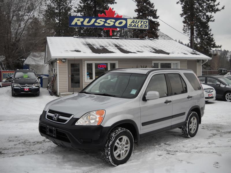 2004 Honda CR-V EX, AUTO, 4X4, LOW KMS #3375