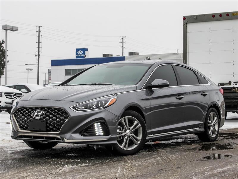 2018 Hyundai Sonata Sport #17618