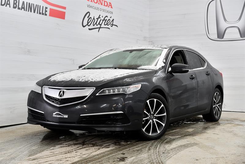 Acura TLX 2015 4 portes SH-AWD #U-1548