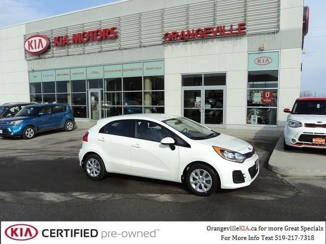 2015 Kia Rio Rio5 LX+ Auto - Trade-in #81057A