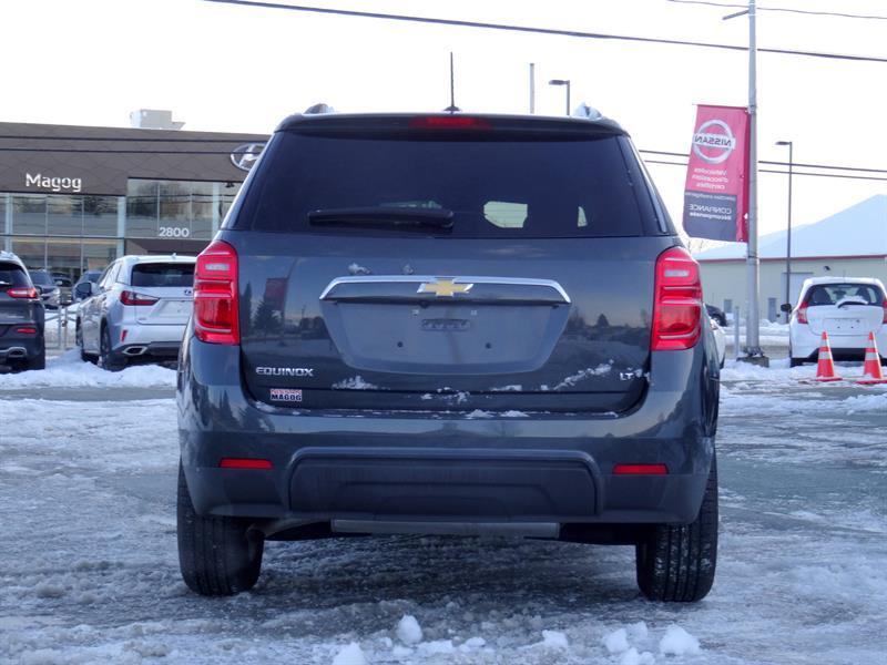 2017 Chevrolet Equinox Lt 6 249 Km Mylink Camra Garant Used