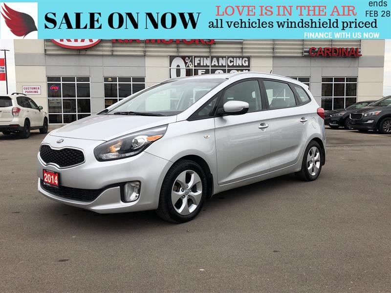 2014 Kia Rondo LX*5 PASSENGER*HEAT SEATS*BLUETOOTH #8036