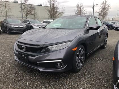 2019 Honda Civic Touring #Y0452
