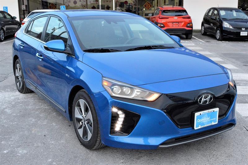 2018 Hyundai Ioniq EV Limited #IO8718