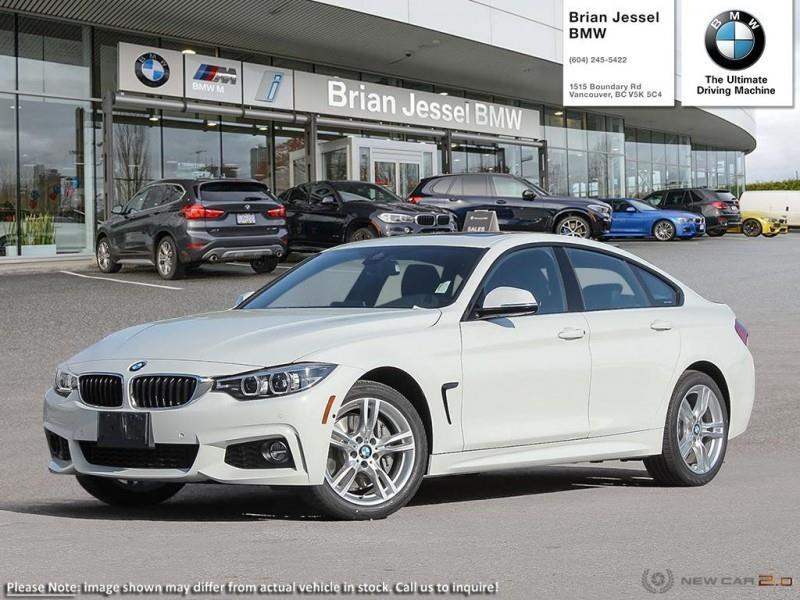 2019 BMW 4 Series 430i xDrive Gran Coupe #10518RX94433187
