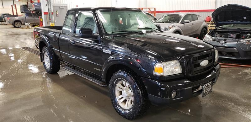 Ford Ranger 2007 Sport 4x4 #80903A-30