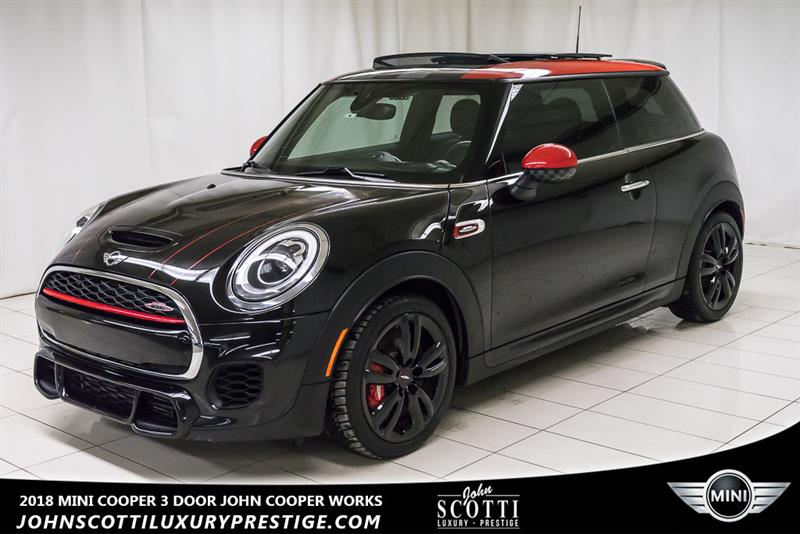 Mini 3 Door 2018 John Cooper Works #P15648D