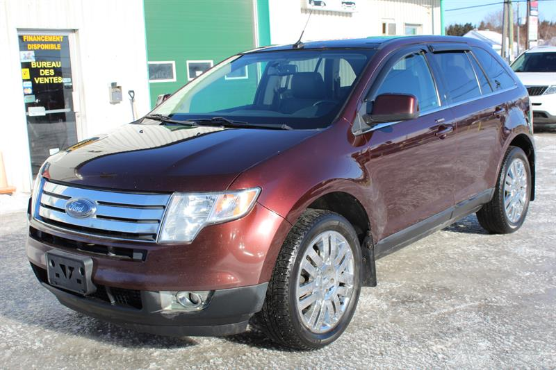 Ford EDGE 2009 4dr Limited AWD #PV6855A