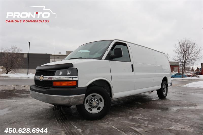 2013 Chevrolet Express Cargo Van 3500 155 Allongé Extended ** 4.8L ** #1770