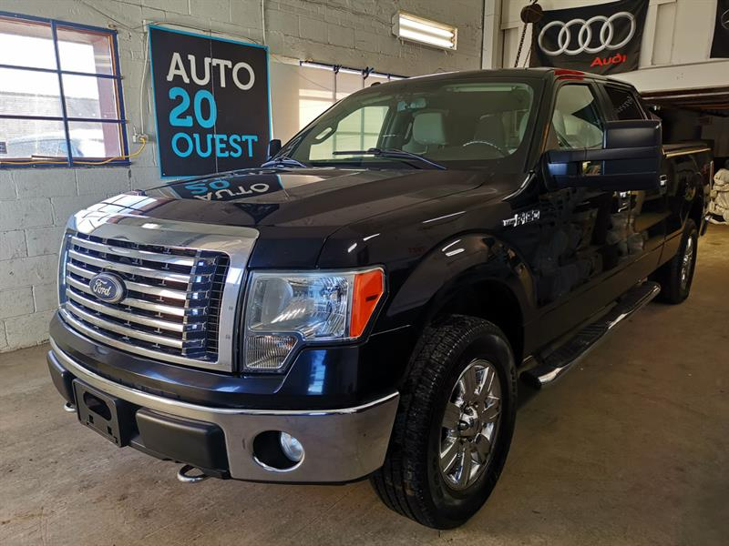 2010 Ford F-150 SuperCrew #A-19020