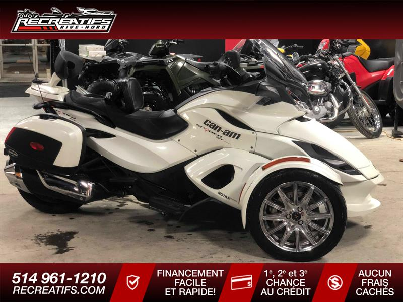 Can-am Spyder ST-S 2013