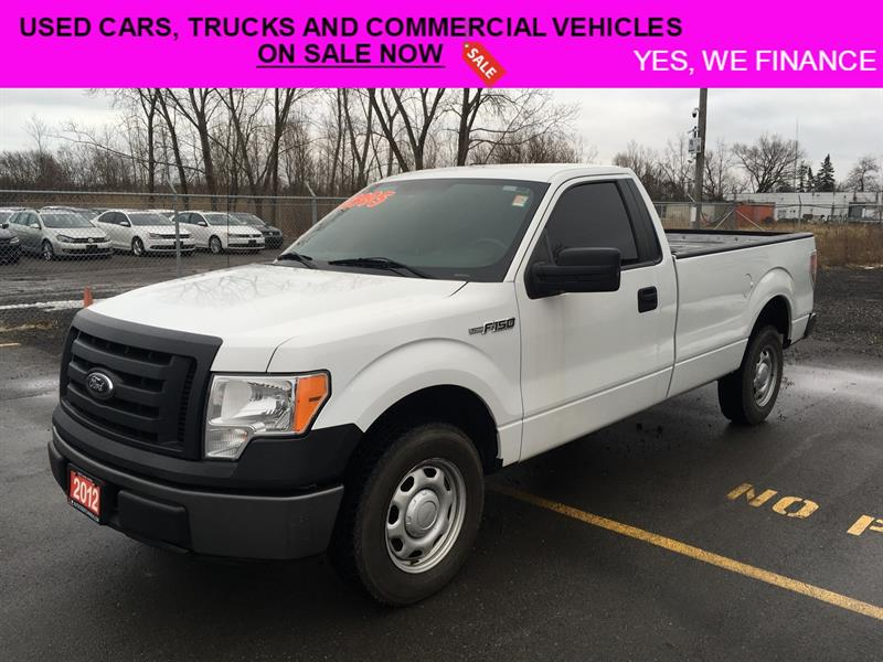 2012 Ford F-150 XL  Great Work Truck! #19014