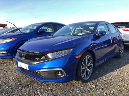 2019 Honda Civic Touring #Y0688