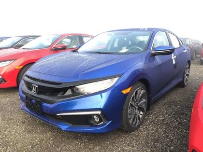 2019 Honda Civic Touring #Y0640