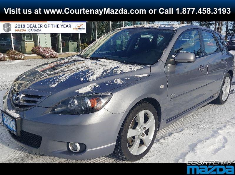 2005 Mazda Mazda3 Sport GT at #P4800