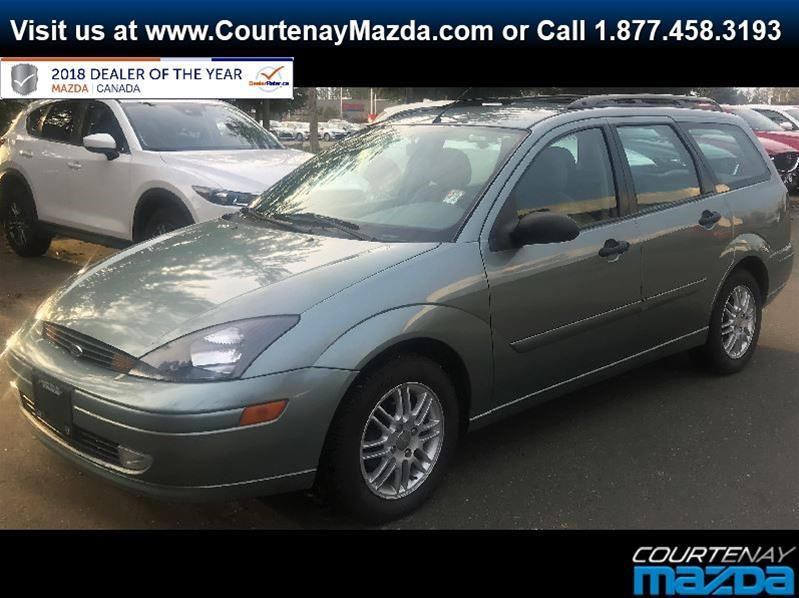 2003 Ford FOCUS SE 4Dr Wagon #P4801