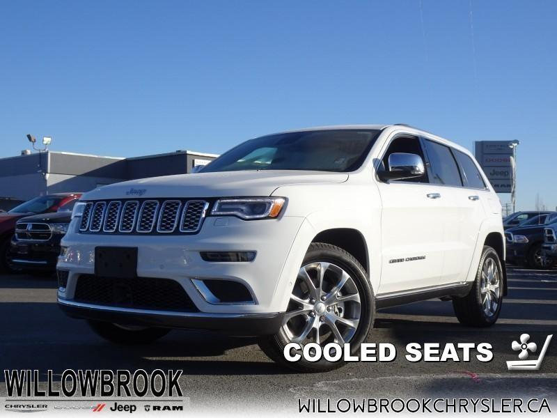 2019 Jeep Grand Cherokee Summit #19J100