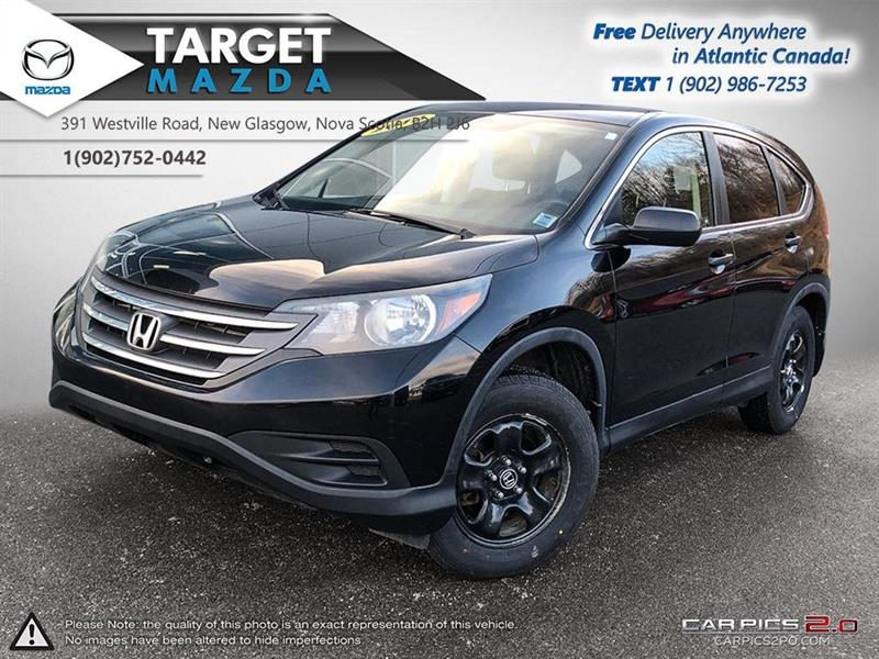 2012 Honda CR-V AUTO! NEW TIRES! FRESH SAFETY! AMAZING PRICE! #U0352