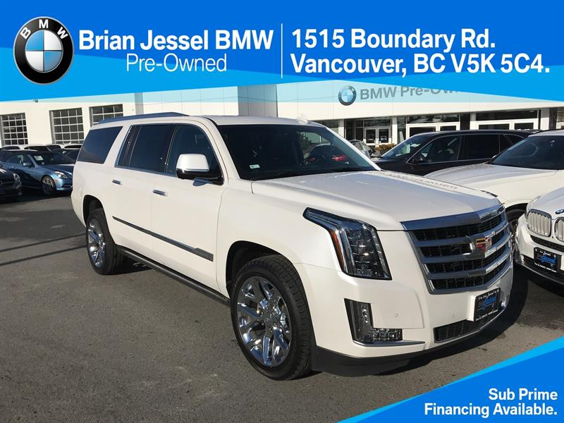 Used Cadillac For Sale In Vancouver Brian Jessel Bmw