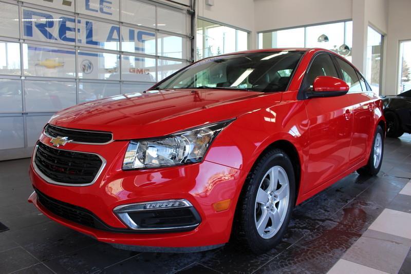 Chevrolet Cruze 2015 2LT SEDAN #92111