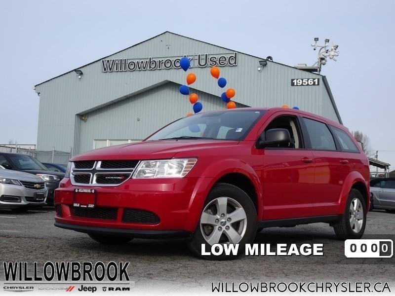 2017 Dodge Journey Canada Value Package #18J240A