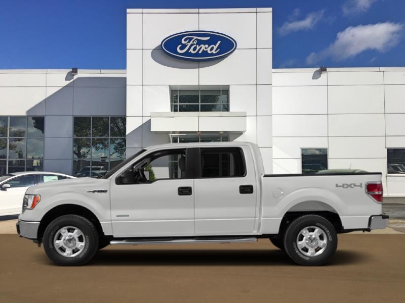 2014 Ford F-150 XLT #FB22269