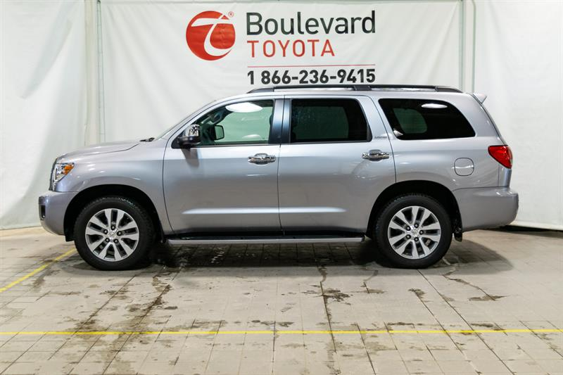 Toyota Sequoia 2017 * LIMITED 5.7L AWD * #78292