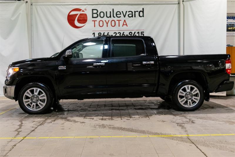 Toyota Tundra 2017 * PLATINIUM ÉDITION 1794 * #79700