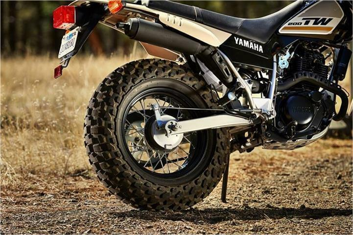 Yamaha TW 200 2019