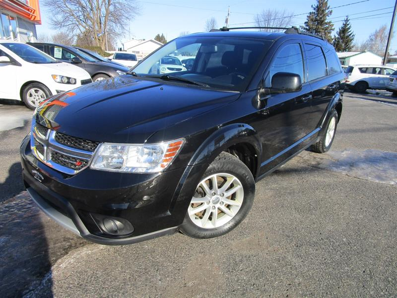 Dodge Journey 2013 FWD 4dr #2454a