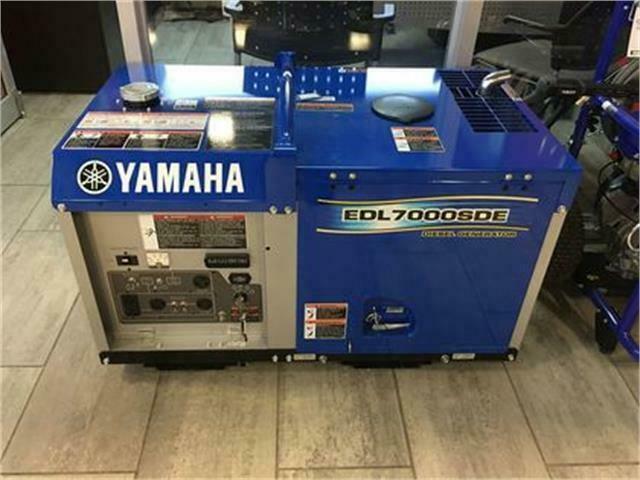 Yamaha Génératrice 2019