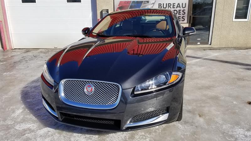Jaguar XF 2015 LUXURY AWD #6358