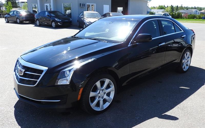 Cadillac ATS Sedan 2015 2.0L AWD #1830