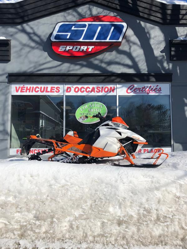 2017 Arctic Cat M 8000 153 SP #40242