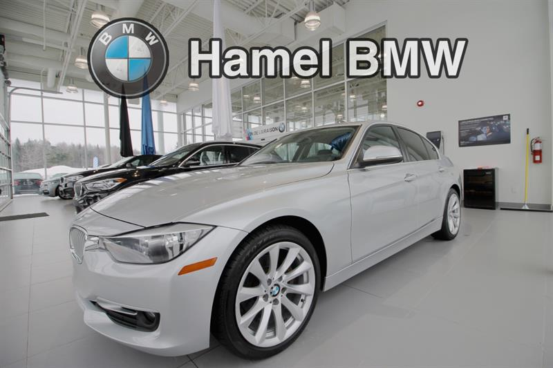 2014 BMW 3 Series 4dr Sdn 320i xDrive AWD #u18-304a